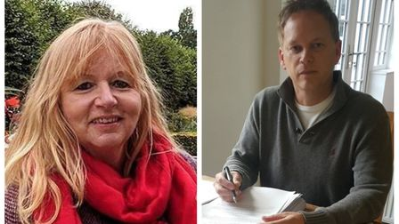 Labour's Rosie Newbigging and Conservative MP Grant Shapps have spoken out about the Independent Gro