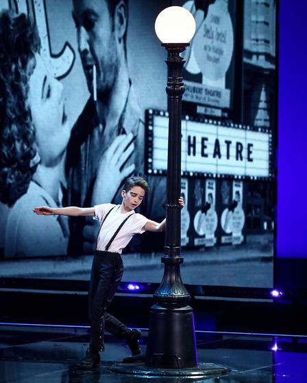 James and Oliver gave their all in a Broadway-themed final of BBC One's The Greatest Dancer on Satur