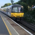 A Great Northern train heading into Stevenage railway station. Picture: Nick Gill