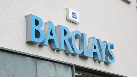 Barclays Bank, Welwyn. Picture: DANNY LOO