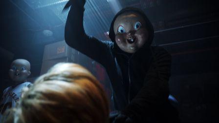 Combining humour, romance and grisly deaths, Happy Death Day 2U is an inventive subversion of typica
