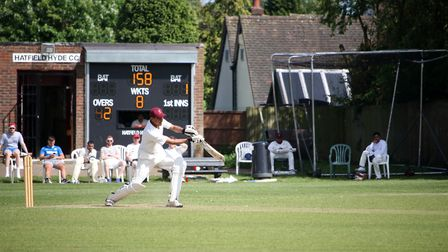 Hatfield Hyde are on the lookout for new players ahead of the 2019 Saracens Hertfordshire Cricket Le