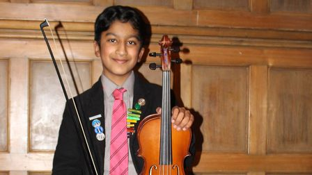 Lochinver House School Year 6 pupil Harry Rughoo, from Potters Bar, has earned a place in the Nation