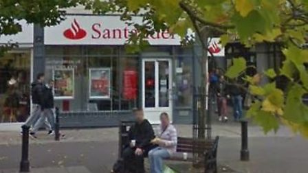 The Wisbech branch of Santander bank is among 140 branches across the UK to close after a 'change in