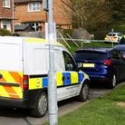 Police are on the scene in Vine Close, Welwyn Garden City.