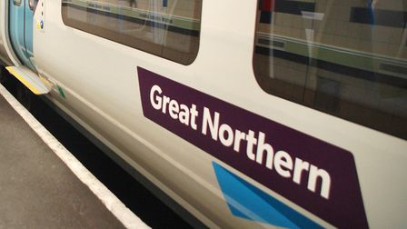 A broken down train near Potters Bar is causing delays to Great Northern services this morning. Pict