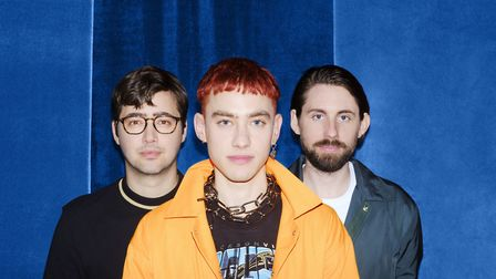 Synth-pop trio Years & Years will play Newmarket Nights at Newmarket Racecourses this summer. Pictur