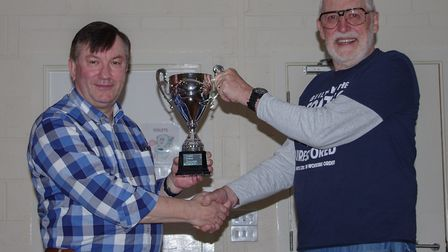 Wisbech & District Camera Club came first in a competition against four other clubs: this was the pr