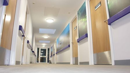 New community midwife hub opens in Wisbech by Queen Elizabeth Hospital at King's Lynn. Picture: QUEE