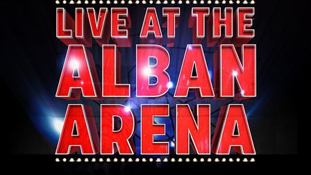 Live at The Alban Arena in St Albans.
