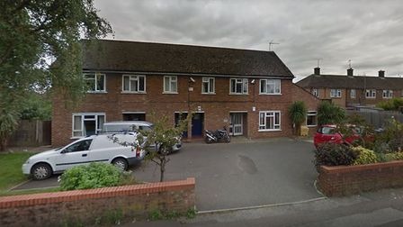 Closure threat for homeless hostel in Wisbech if new deal is not secured. Picture: GOOGLE EARTH.