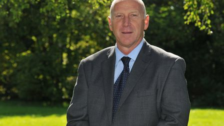Ridgeway Academy headteacher Jed Whelan is retiring after four years at the school. Picture: Danny L
