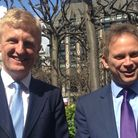 Oliver Dowden and Grant Shapps