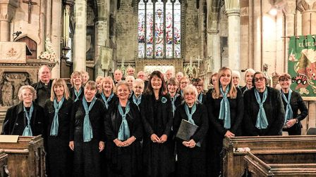 The Clarkson Singers will present a mixed programme of songs ranging from classical to popular to do