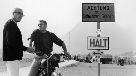 The Great Escape will be screened at the Light Cinema in Wisbech on Sunday March 24.