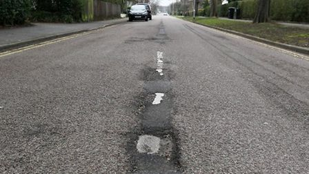 Roads in March, Wisbech, Whittlesey and Littleport are to be repaired this month as part of Cambridg