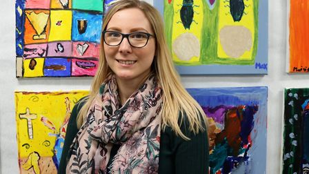 Holly Gladwin, a teacher at Peckover Primary School, has been designated as specialist leader in edu