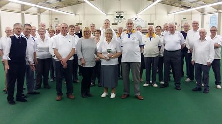 Former Padleys food processing factory in Wisbech could be the venue for Hudson Bowls Club. Picture: