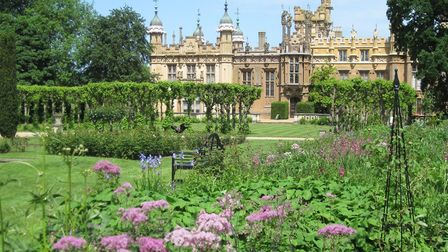 Knebworth House has reopened for the 2019 visitor season. Picture: supplied by Knebworth House.