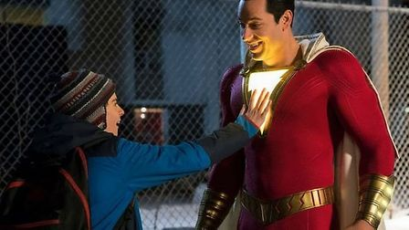 Shazam! The lightest super hero movie form the DC Universe and a must see for the holidays.