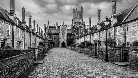Wisbech & District Camera Club holds its annual print of the year competition. Vicar's Close & Wells