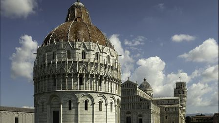 Wisbech & District Camera Club holds its annual print of the year competition. Battistero di Pisa by