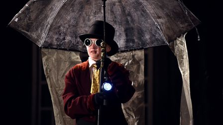 Wisbech Grammar Schoolp poduction of Wonka. The performances were staged by the prep school and attr
