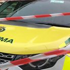 Two ambulances, two Hazardous Area Response Team vehicles, Essex and Herts Air Ambulance, police and