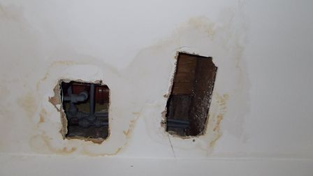 A landlord of two Hatfield houses in multiple occupation has been fined over £50K for poor fire safe