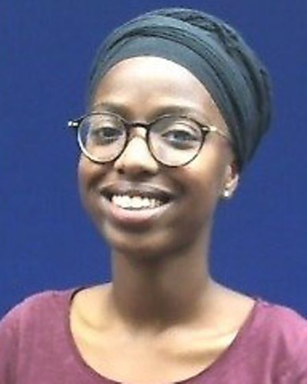 Missing student Joy Morgan. Picture: Supplied by Herts Police