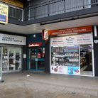 Two phones were stolen from a mobile phone shop in Market Place, Hatfield. Picture: Danny Loo