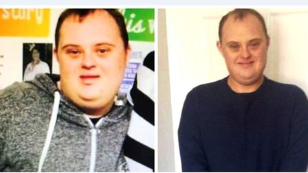 Ashley White, 29, has shed a remarkable 61 lbs since joining the Wisbech Weight Watchers. His has be