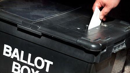 Polling stations opened at 7am.
