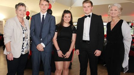 It was glitz and glamour for Wisbech Town Hockey Club who held their annual awards night. TCA studen