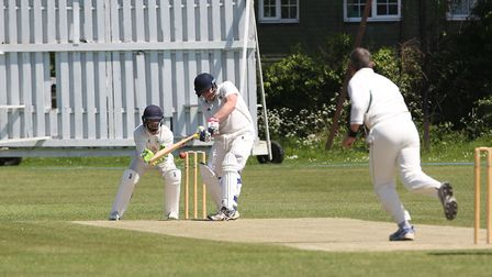 Skipper Steve Gregory and his Datchworth team suffered a miserable start to the 2019 Herts Cricket L