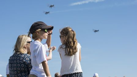 The Duxford Air Festival makes for a perfect day out for families. Visit IWM Duxford this Spring Ban