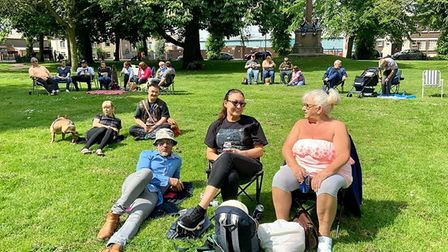 Wisbech Bandstand: First of a series of free concerts staged by volunteers took place on Sunday. Nex