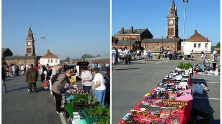 This is not a drill! This is your final chance to grab a bargain at Wisbech's charity car boot sale