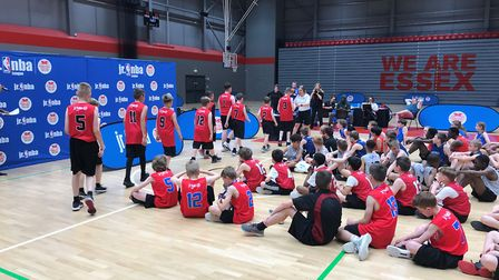 Year 7 and 8 students from Marshland High School in Wisbech came second and fourth in the Junior NBA