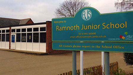 A Wisbech school that is undergoing a £6.6 million redevelopment has been placed in special measures