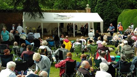Elgood's Brewery Garden will once again be the venue for the Fathers' Day Jazz event organised by Da