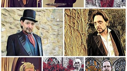 Anglian Players performance of Dr Jekyll and Mr. Hyde proves that 'the arts are alive and well in Ma