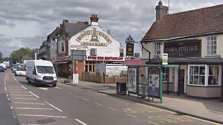 Potters Bar High Street is set to be closed for roadworks. Picture: Google Streetview