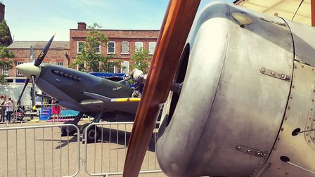 A range of stalls and military vehicles will be on display at Armed Forces Day. Picture: JAN & RAY H