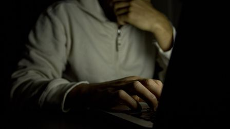 A 72 year-old man from Thorney was caught with indecent images on his computer after asking a friend