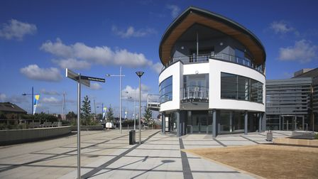 The council's new Customer Services Centre will be opening at The Boathouse Business Centre in Wisbe