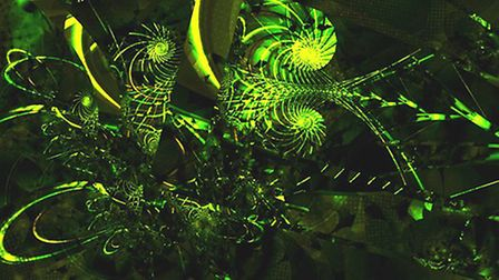 Green Hell by Volker Patent. Picture: PETER KING
