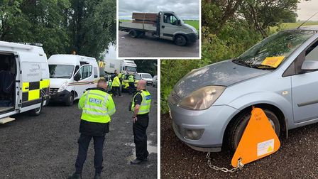 Fenland Cops collaborative day of action targeting rural crime saw more than 130 stops in the region