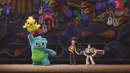 Toy Story 4, which sees the return of Woody, Buzz Lightyear and Jessie and introduces Forky, is now