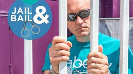 Isabel Hospice CEO Robin Webb will be joining Billy in prison.